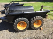 EDT-2 Excavator Dump Trailer by DeSite