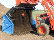 Vibratory Screening Machine for Rock,  Topsoil,  Compost