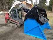 DeSite - SLG Vibratory Portable Screeners for Rock,  Gravel and Topsoil
