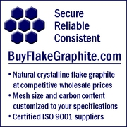 BuyFlakeGraphite.com - High quality natural graphite at wholesale