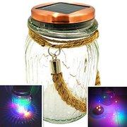 prime day deals 2018 decorative solar jar lantern