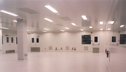 Cleanroom Solutions for Medical Industry |Modular Cleanroom Wall