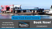 Boom Truck Services   Russel Crane & Cartage