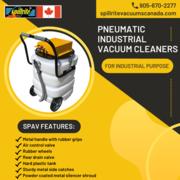 Pneumatic Industrial Vacuum Cleaners