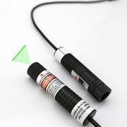 Quick Pointed 10mW 520nm Green Line Laser Module