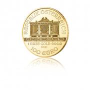 Goldmünzen Philharmoniker | Philharmoniker Gold - Goldinvest