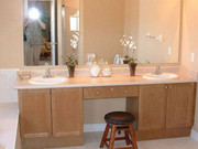 Space Age Closets: Best Source For Custom Bathroom Cabinets In Toronto