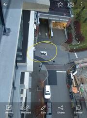 High rise leak investigation Vancouver