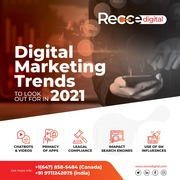 Digital Marketing Company in Ontario - Recce Digital
