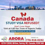 Immigration consultant in surrey   Study in Canada