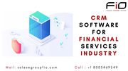 Financial industry software solutions