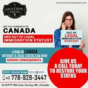 Ovation Immigration and Recruitment Services Surrey BC